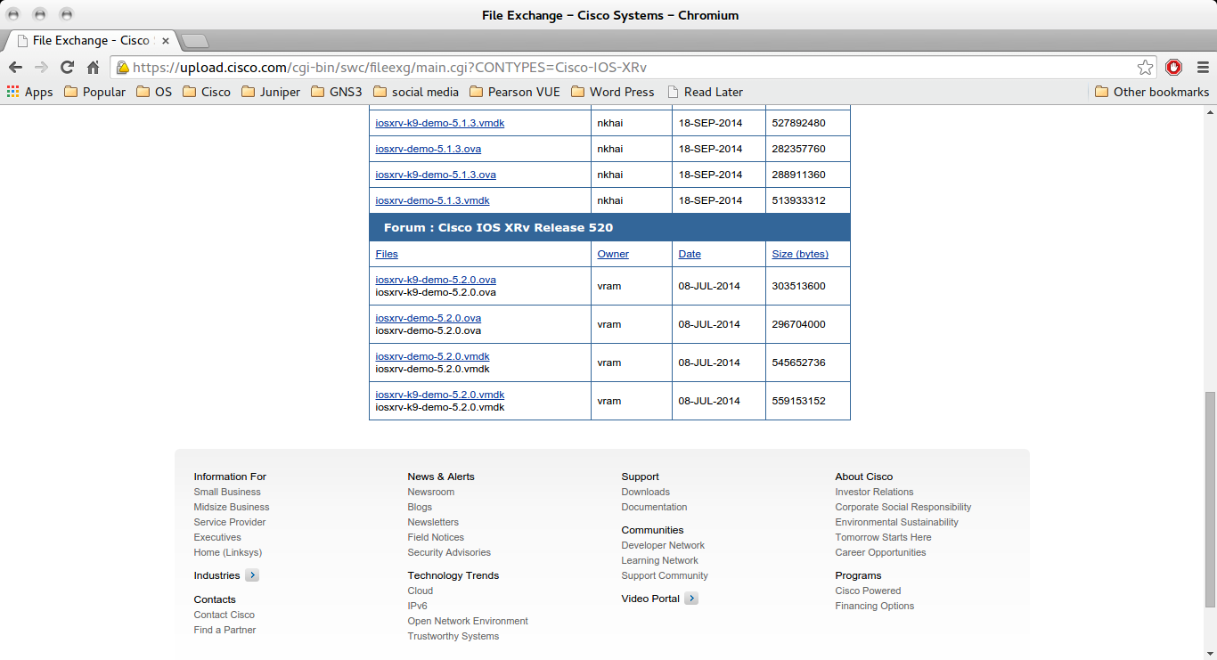 File Exchange - Cisco Systems - Chromium_037