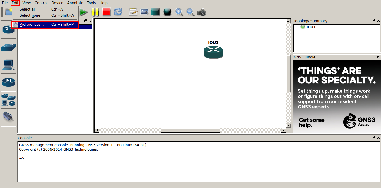 Install VirtualBox for use in GNS3 | The Routing Loop